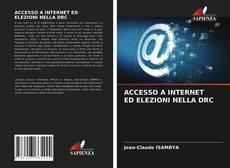 Capa do livro de ACCESSO A INTERNET ED ELEZIONI NELLA DRC