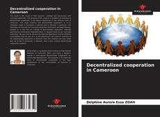 Bookcover of Decentralized cooperation in Cameroon