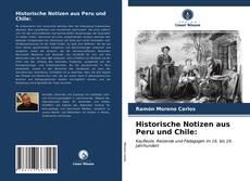 Bookcover of Historische Notizen aus Peru und Chile: