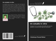 Couverture de Un estudio in vitro