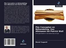 Borítókép a  Pijn Concepten en Behandeling: Van Alkmaeon tot Patrick Wall - hoz