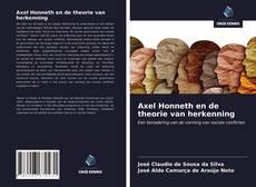 Copertina di Axel Honneth en de theorie van herkenning