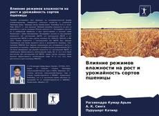Влияние режимов влажности на рост и урожайность сортов пшеницы kitap kapağı