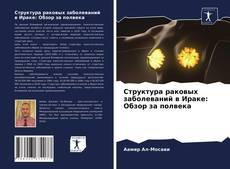 Bookcover of Структура раковых заболеваний в Ираке: Обзор за полвека