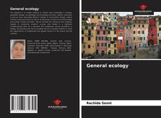 Bookcover of General ecology
