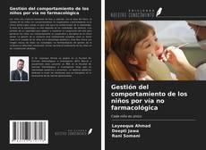 Buchcover von Gestión del comportamiento de los niños por vía no farmacológica