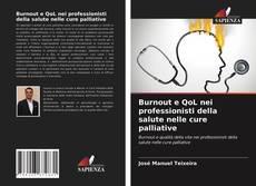 Обложка Burnout e QoL nei professionisti della salute nelle cure palliative