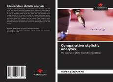 Bookcover of Comparative stylistic analysis