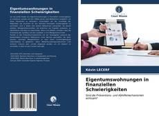 Bookcover of Eigentumswohnungen in finanziellen Schwierigkeiten