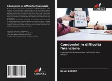 Bookcover of Condomini in difficoltà finanziarie