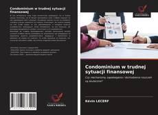 Bookcover of Condominium w trudnej sytuacji finansowej