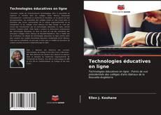Couverture de Technologies éducatives en ligne