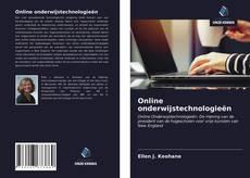 Bookcover of Online onderwijstechnologieën