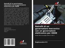 Bookcover of Retrofit di un governatore meccanico con un governatore elettronico per HDDE