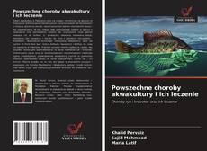 Couverture de Powszechne choroby akwakultury i ich leczenie
