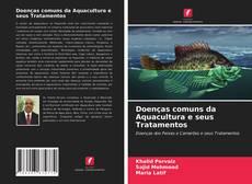 Capa do livro de Doenças comuns da Aquacultura e seus Tratamentos