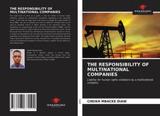 Bookcover of THE RESPONSIBILITY OF MULTINATIONAL COMPANIES