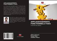 APPLAUDISSEMENTS FONCTIONNELS FIXES kitap kapağı