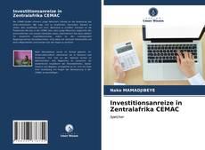 Copertina di Investitionsanreize in Zentralafrika CEMAC