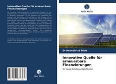 Buchcover von Innovative Quelle für erneuerbare Finanzierungen