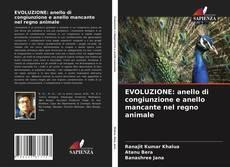 Copertina di EVOLUZIONE: anello di congiunzione e anello mancante nel regno animale