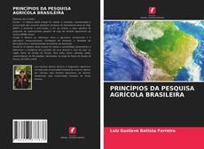 Capa do livro de PRINCÍPIOS DA PESQUISA AGRÍCOLA BRASILEIRA
