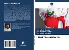 Bookcover of SPORTZAHNMEDIZIN