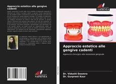 Capa do livro de Approccio estetico alle gengive cadenti