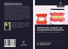 Capa do livro de Esthetische aanpak van terugtrekkend tandvlees