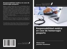 Обложка Responsabilidad médica en caso de hemorragia posparto