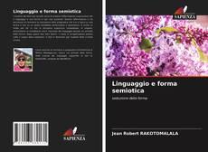 Linguaggio e forma semiotica的封面