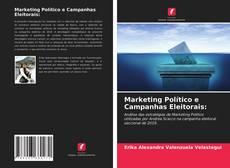 Marketing Político e Campanhas Eleitorais:的封面