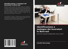 Buchcover von Identificazione e sostegno dei lavoratori in Bore-out