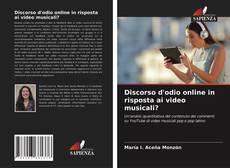 Buchcover von Discorso d'odio online in risposta ai video musicali?