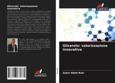 Buchcover von Glicerolo: valorizzazione innovativa