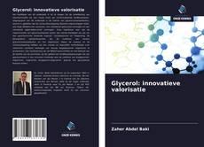 Buchcover von Glycerol: innovatieve valorisatie