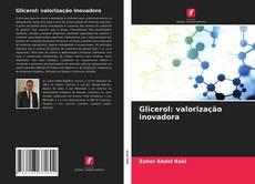 Buchcover von Glicerol: valorização inovadora