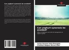 Portada del libro de Can yoghurt syneresis be avoided?