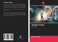 Tempos finais kitap kapağı