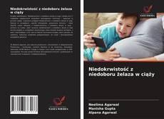 Couverture de Niedokrwistość z niedoboru żelaza w ciąży