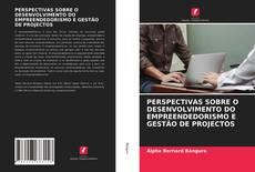 Capa do livro de PERSPECTIVAS SOBRE O DESENVOLVIMENTO DO EMPREENDEDORISMO E GESTÃO DE PROJECTOS