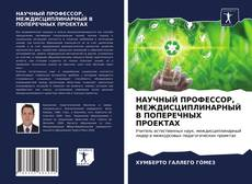 Обложка НАУЧНЫЙ ПРОФЕССОР, МЕЖДИСЦИПЛИНАРНЫЙ В ПОПЕРЕЧНЫХ ПРОЕКТАХ