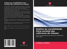 Capa do livro de Análise da variabilidade intra-varietal das cultivares de inhame