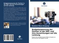 Buchcover von Budgetanpassung der Partner in der DRC und ihre Auswirkungen auf die Leistung