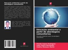 Capa do livro de Educação ambiental a partir de abordagens comunitárias