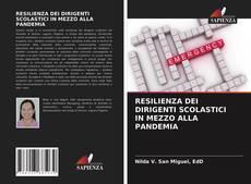 Copertina di RESILIENZA DEI DIRIGENTI SCOLASTICI IN MEZZO ALLA PANDEMIA