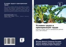 Bookcover of Условия труда и прекаризация труда