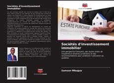 Couverture de Sociétés d'investissement immobilier