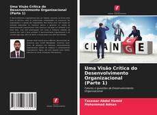 Capa do livro de Uma Visão Crítica do Desenvolvimento Organizacional (Parte 1)
