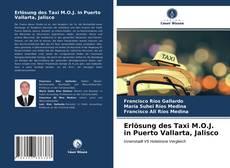 Обложка Erlösung des Taxi M.O.J. in Puerto Vallarta, Jalisco